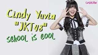 "Cindy Yuvia ""JKT48"" Curhat Tentang Prestasinya Sewaktu Sekolah"