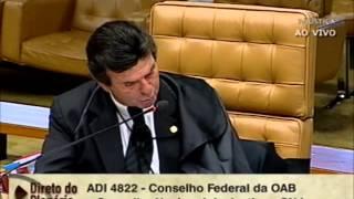 Repeat youtube video Pleno - Pedido de vista suspende julgamento sobre auxílio-alimentação de magistrados