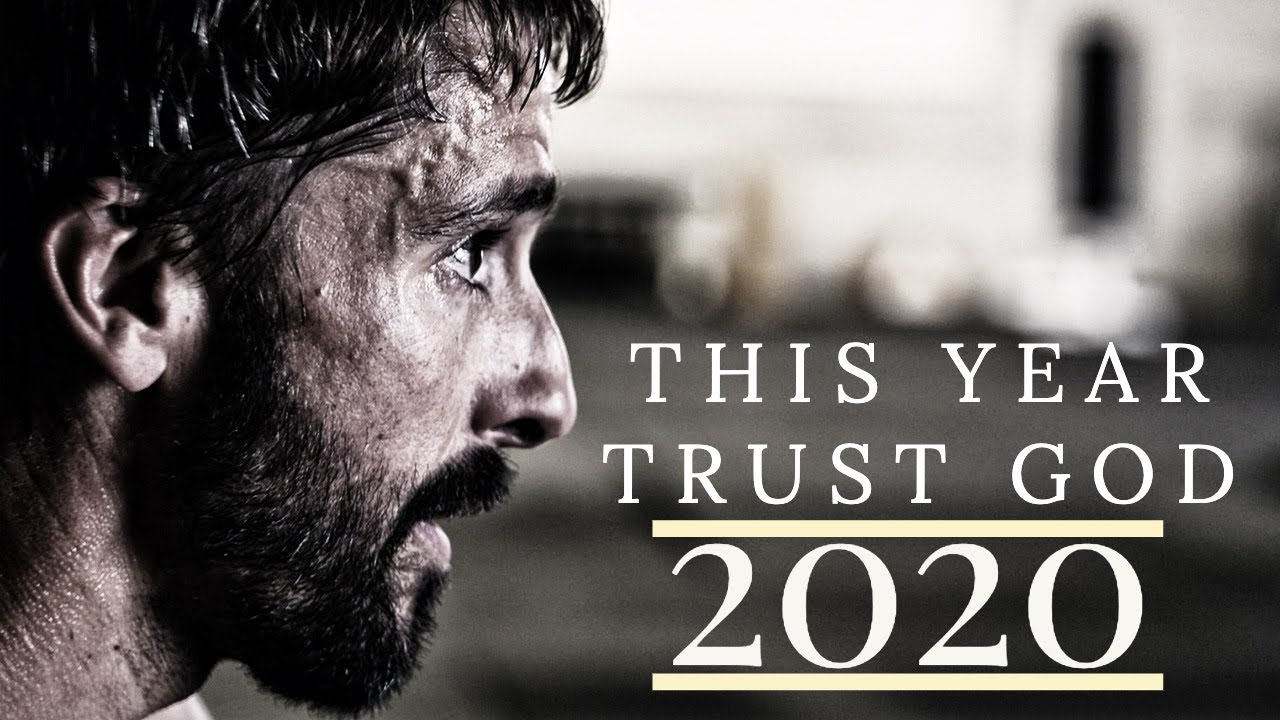 GOD IS IN CONTROL 2020 | Trust God First - Inspirational & Motivational