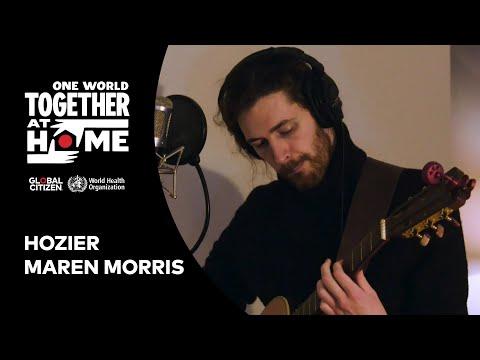 Hozier & Maren Morris perform