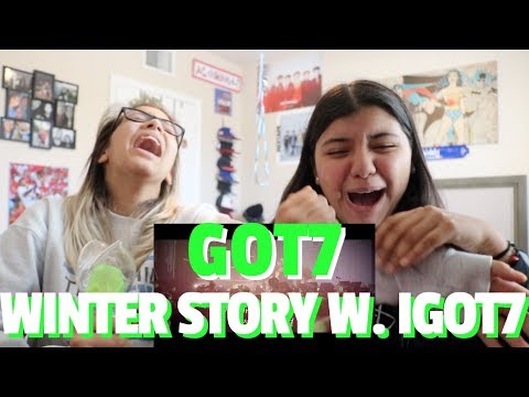 GOT7 'Winter Story with I GOT7' REACTION!!!