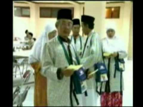 Panduan Haji [4]: Di Asrama Haji Embarkasi