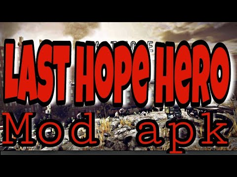 How to download Last hope sniper ||mod apk