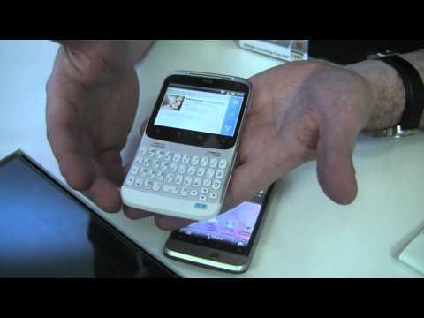 Facebook Phones: HTC Salsa & HTC ChaCha