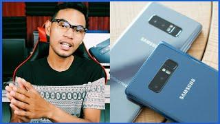 Samsung Note 8 | Fungsi Baru
