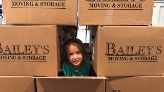 Massive Giveaway & Box Fort War! w/Chapman Family Vlogs
