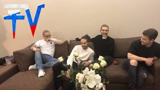 Tokio Hotel: Backstage In Moscow – 26.04.2017 (с русскими субтитрами от TH Community VK)