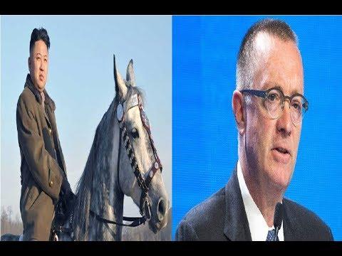 Kim Jong Un Echa al Diplomatico Jeffrey Feltman de su país