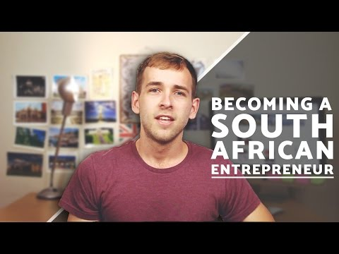 Becoming a South African Entrepreneur