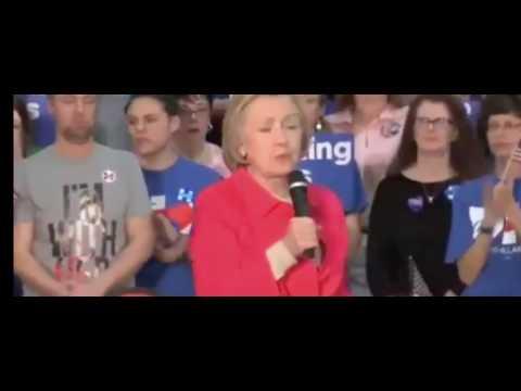 Hillary Rodham Clinton #4 seizure