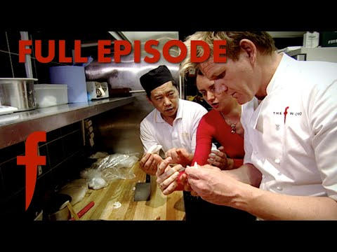 Gordon Ramsay Struggles To Make Dim-Sum| The F Word