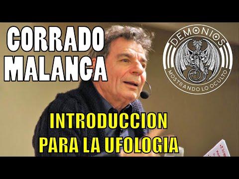 355 - Corrado Malanga: Introducción para la Ufología / EL EVENTO