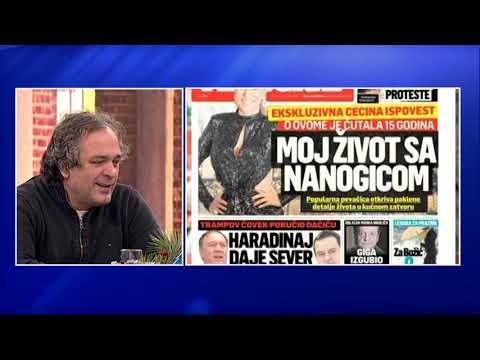 Novo Jutro - Dea I Sarapa - Milan Babovic, Predrag Markovic - 04.01.2019.