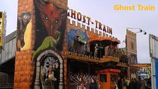 Ghost Train (Gebr. Regter) HD - Kermis Amsterdam Westerpark 2016