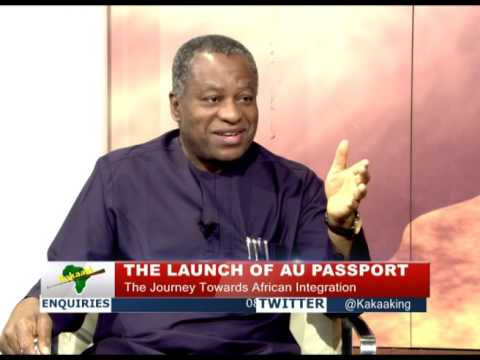 Nigeria's Minister of Foreign Affairs @GeoffreyOnyeama discusses the  AU Summit on AIT's Kakaaki
