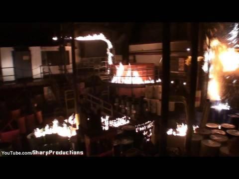 Backdraft (Full Show HD) Universal Studios Hollywood