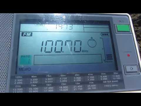 100.7 FM — THE BREEZE [OTAKI]