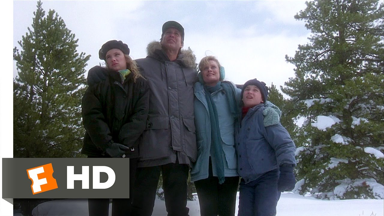 Johnny Galecki Christmas Vacation.Christmas Vacation 2 10 Movie Clip The Griswold Family Christmas Tree 1989 Hd