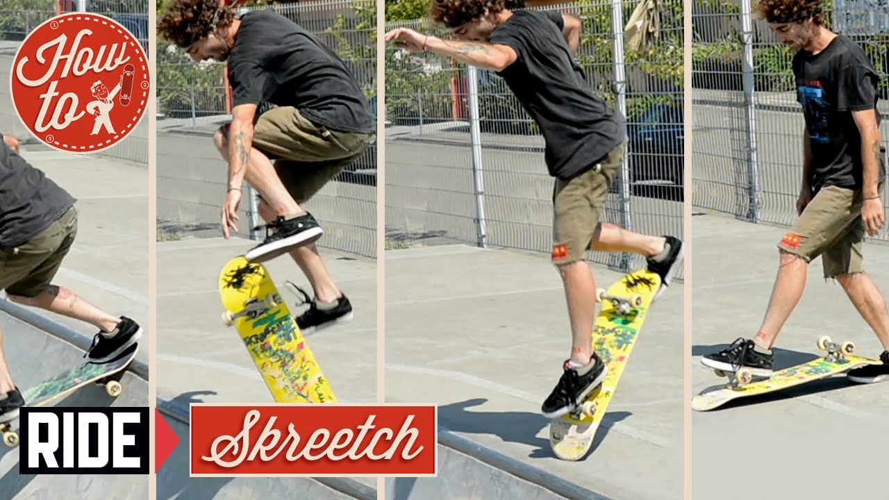 kickflip skateboarding trick and ollie The kickflip is the trick that separates beginner [] the secrets of skateboarding a kickflip should be done like the ollie.