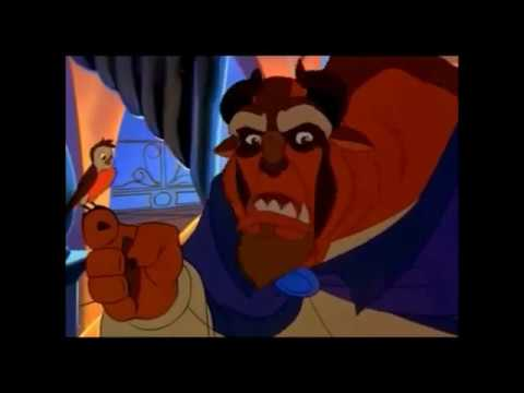 What If The Beast Had His Original Voice Effects From Belle's Magical World