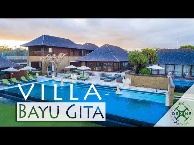 Villa Bayu Gita - Pabean Beach - Bali 4k