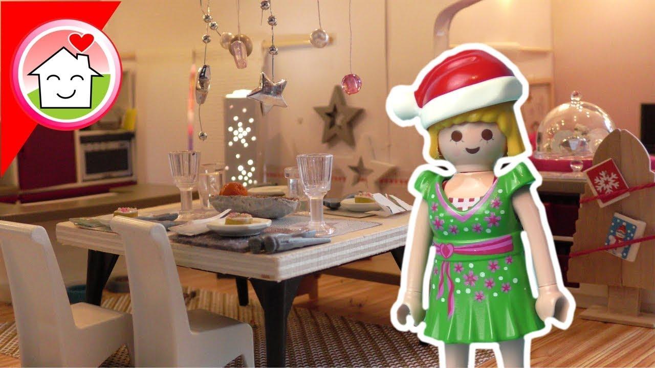 Playmobil Weihnachtsdeko Von Familie Hauser Pimp My Playmobil Fur