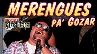 Merengues Pa Bailar Pa´Gozar - Ivan Medrano y La Banda del Machete 4K - Merengues Clásicos Concierto
