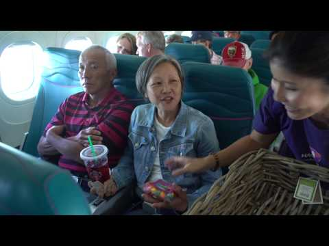 Hawaiian Airlines World Elite Mastercard Valentine's Day Suprise