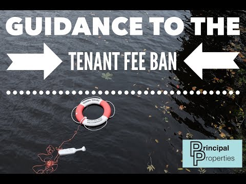 Guidance to Tenant Fee Ban for Waterlooville Landlords