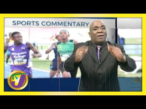 Boys & Girls Champs 2021   TVJ Sports Commentary - May 10 2021