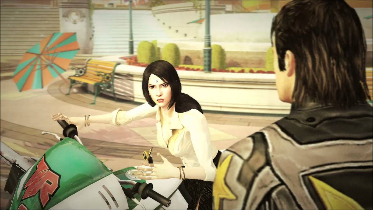 dead rising 2 rebecca returns from the dead to tease leon