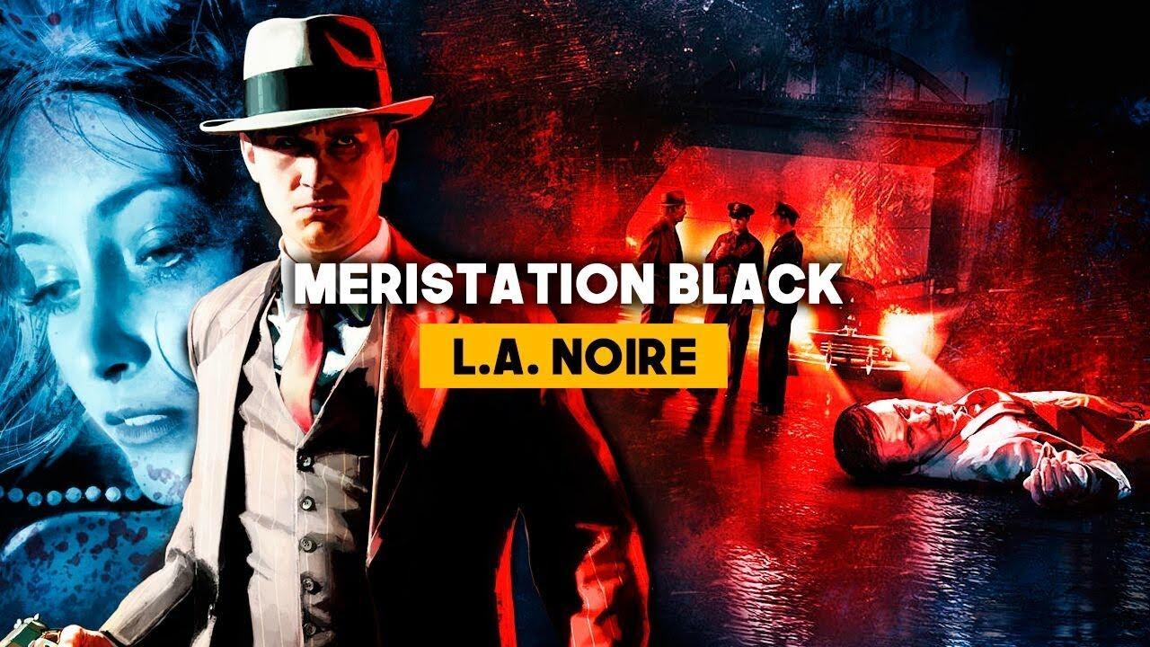 MeriStation Black: L.A. Noire