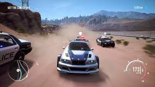 BMW M3 POLICE CHASE!!! Need for Speed Payback