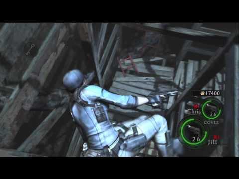 "Resident Evil 5 ""Lost in Nightmares"" - Jill Valentine"