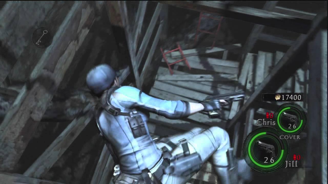 Resident Evil 5 Lost In Nightmares Jill Valentine