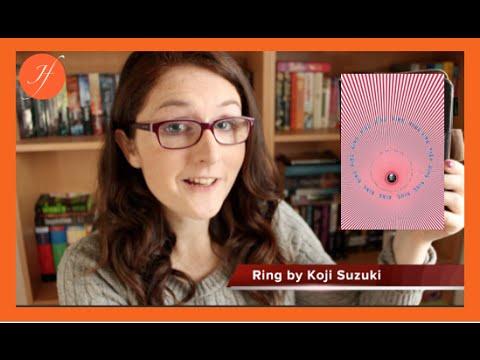 Ring by Koji Suzuki  Book