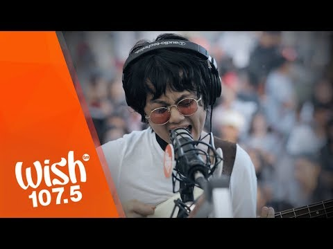 IV of Spades performs  Take That Man  LIVE on Wish 107.5 Bus