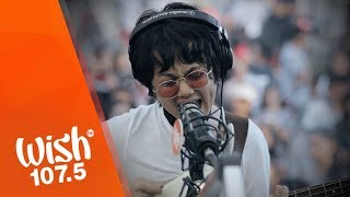 "IV of Spades performs ""Take That Man"" LIVE on Wish 107.5 Bus"