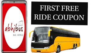 How to Get Free Bus Tickets every time on Abhibus|Trick to Avail Free Ticket to Go Anywhere in India screenshot 3