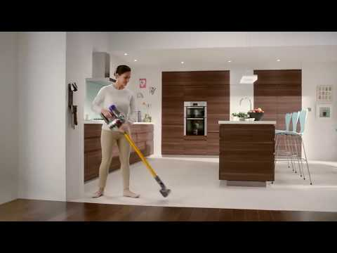 Dyson V8 absolute Cord free ® / HYGIENIC VACUUM CLEANERS / DASK Services - Cyprus
