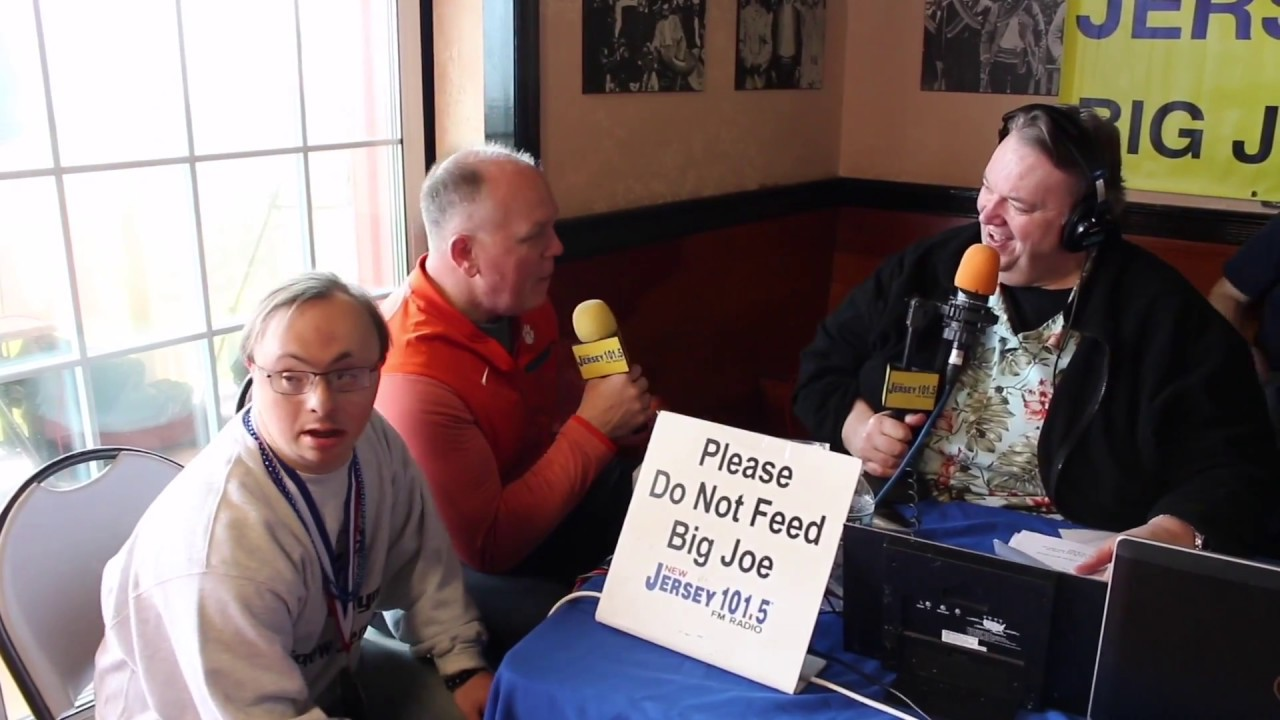 big joe interviews the people behind the polar bear plunge