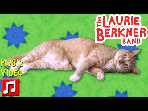 """""""The Cat Came Back (Dance Remix)"""" By The Laurie Berkner Band   Best Kids Songs"""