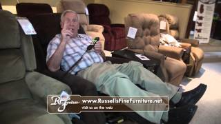 Russell's Fine Furniture - Lift Chair Recliners, Made In America - May 2013