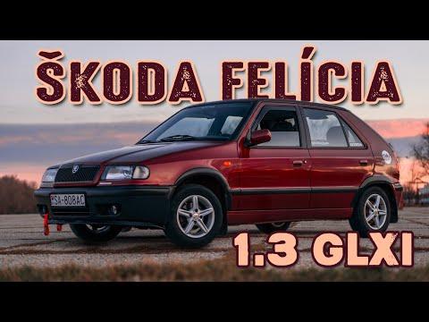 """Red Turtle"" Sunset Drive - Škoda Felícia 1.3 Glxi (1998) | 4K Cinematic Video"