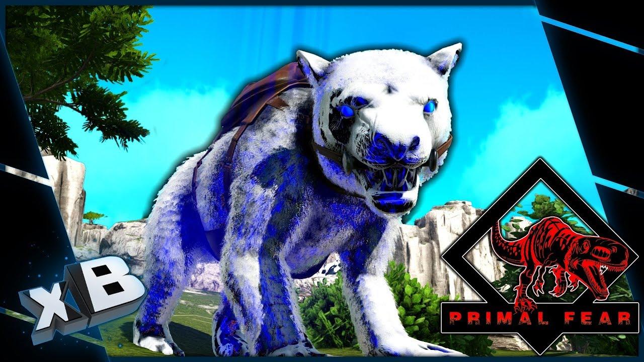 Ascending A Celestial Thylacoleo! :: Modded ARK: Valguero Primal :: E37