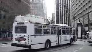 San Francisco Trams,  Trolleybuses  & Cablecars