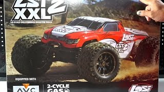 LOSI LST XXL 2 - FIRST LOOK