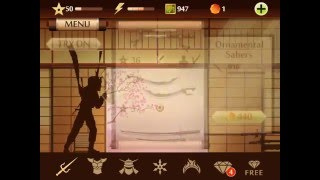 Shadow Fight 2|All Weapons And Magic▪levels 1-MAX▪