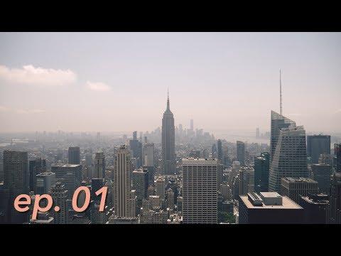 NEW YORK CITY | vlog 01