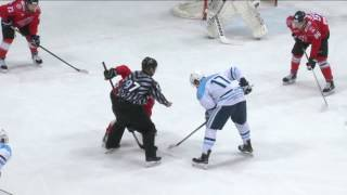 okulov scores straight from the face off